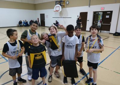 Grade 3-4 Boys White Team