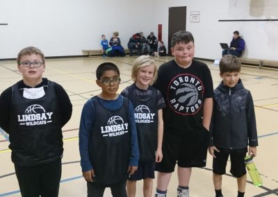 Gr 3-4 Boys Black Team